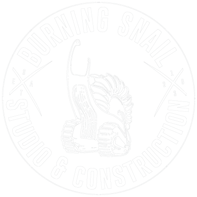 BURNING SNAIL Logo