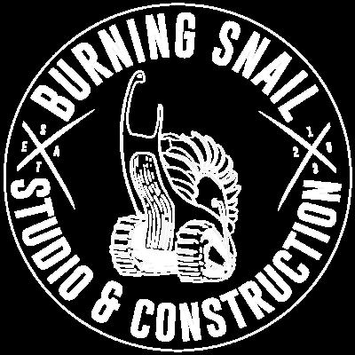 BURNING SNAIL Logo